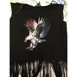 Forever 21 American Eagle Muscle shirt